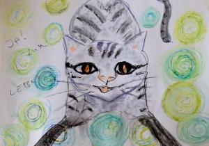 Die Katze - irgendwie mag ich sie!